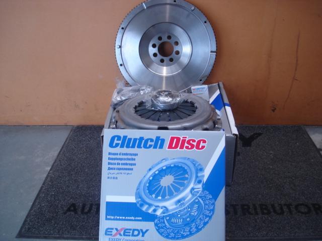 Auto Brake & Clutch